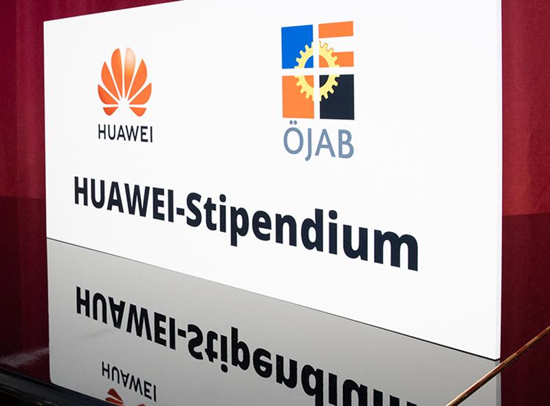 Huawei ÖJAB Stipendium
