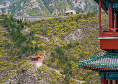 Chinesische Mauer Chinese Great Wall