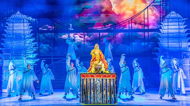 China Theater Performance Chinesische Kultur