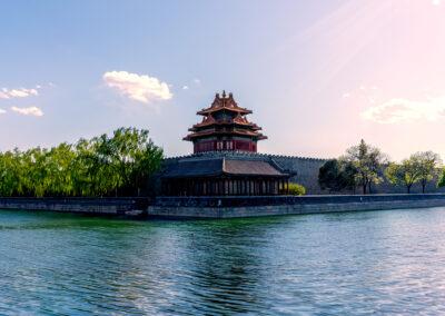 Peking Beijing Verbotene Stadt Forbidden City