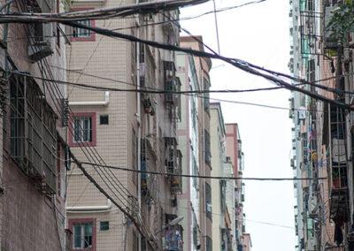 Straßen von China Streets of China