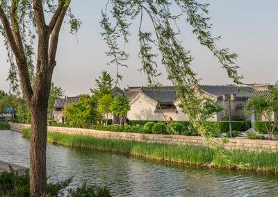 Beijing Peking Stadviertel China