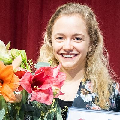 Huawei Stipendium Gewinnerin 2020 ÖJAB Preisverleihung